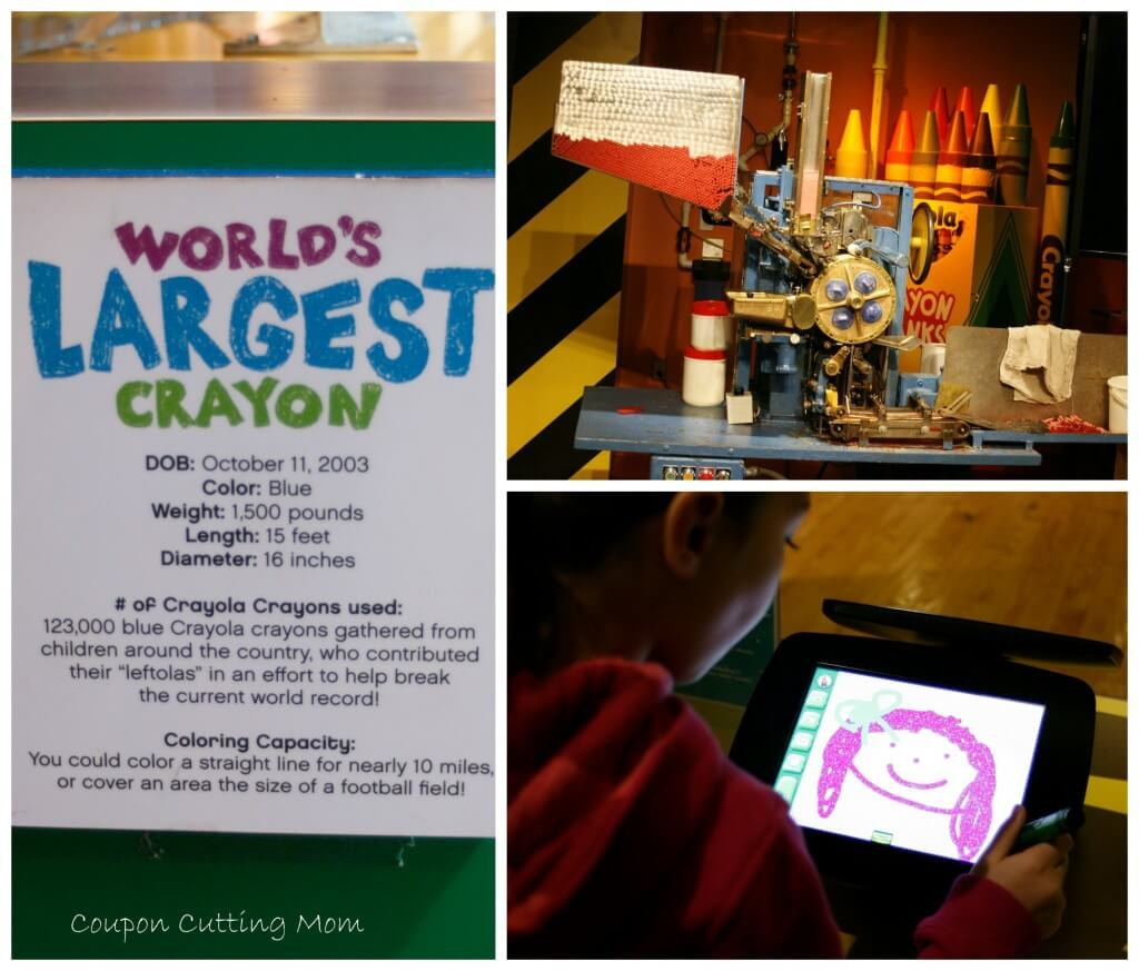 the crayola experience review and discount admission coupons