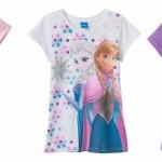 frozen shirt collage