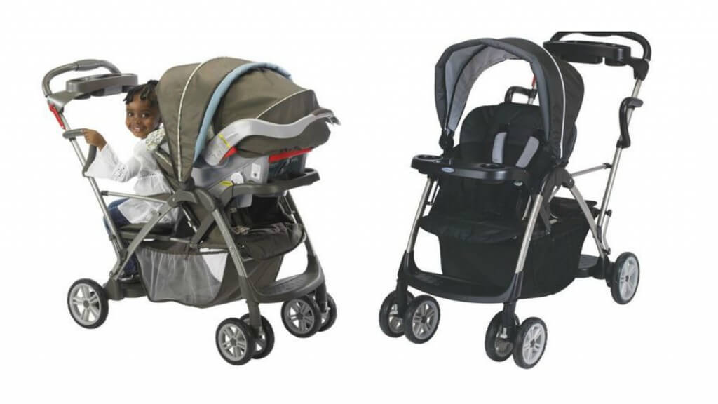 how to fold graco classic connect stroller