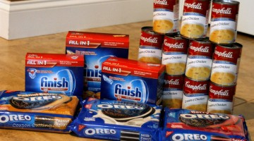Weis Shopping Trip: Savings of 76% on Oreo's, Finish and Campbell's Soup
