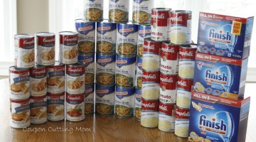 Weis Shopping Trip: $42 Worth of Campbell's, Swanson and More ONLY $10.54