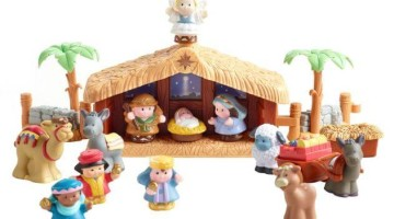 Fisher-Price Little People Nativity Set ONLY $14.53 (Reg. Price $29.99)