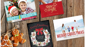 Custom Holiday Cards 69% off Regular Price
