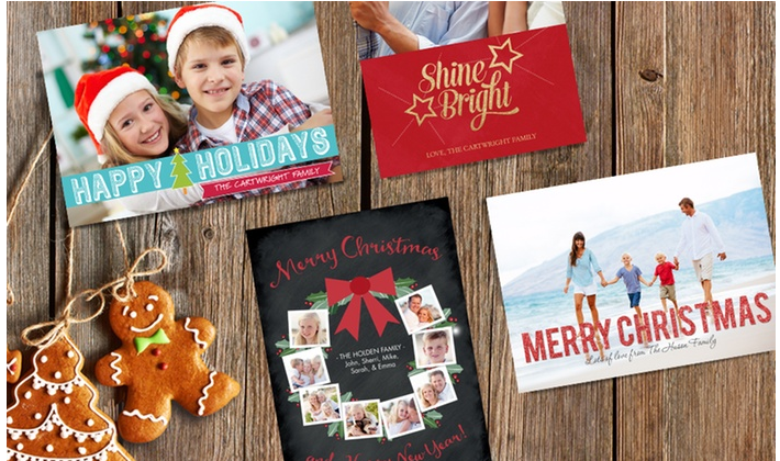 Custom Holiday Cards 69% off Regular Price