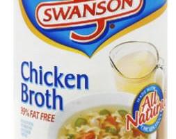 Weis: Swanson Broth $0.07 Each