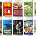 Free ebooks: Delicious Muffin Recipes, DIY Survival Hacks + More Books