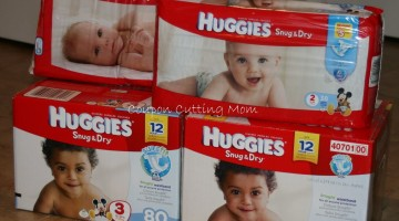 Weis: $64 Worth of Huggies Diapers ONLY $12.96