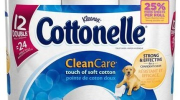 Weis: FREE Gear Deodorant, Soft Soap and Great Price on Cottonelle and More