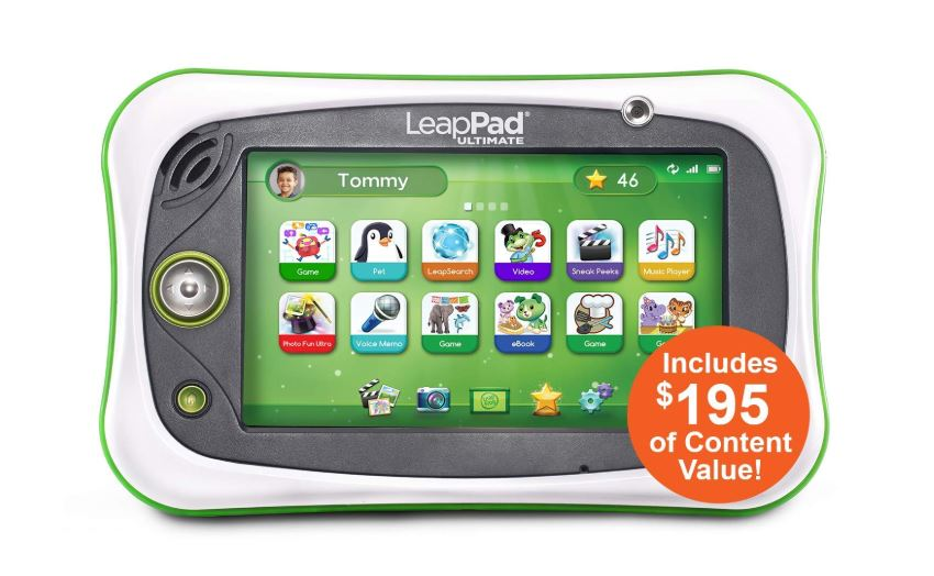 LeapFrog LeapPad Ultimate Tablet - 40% Off The Regular Price