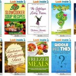 Free ebooks: Fast Freezer Meals, Riddle Me This + More Books