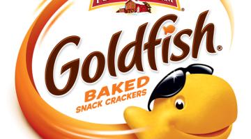 Goldfish Crackers on Rollback at Walmart #GoldfishMix