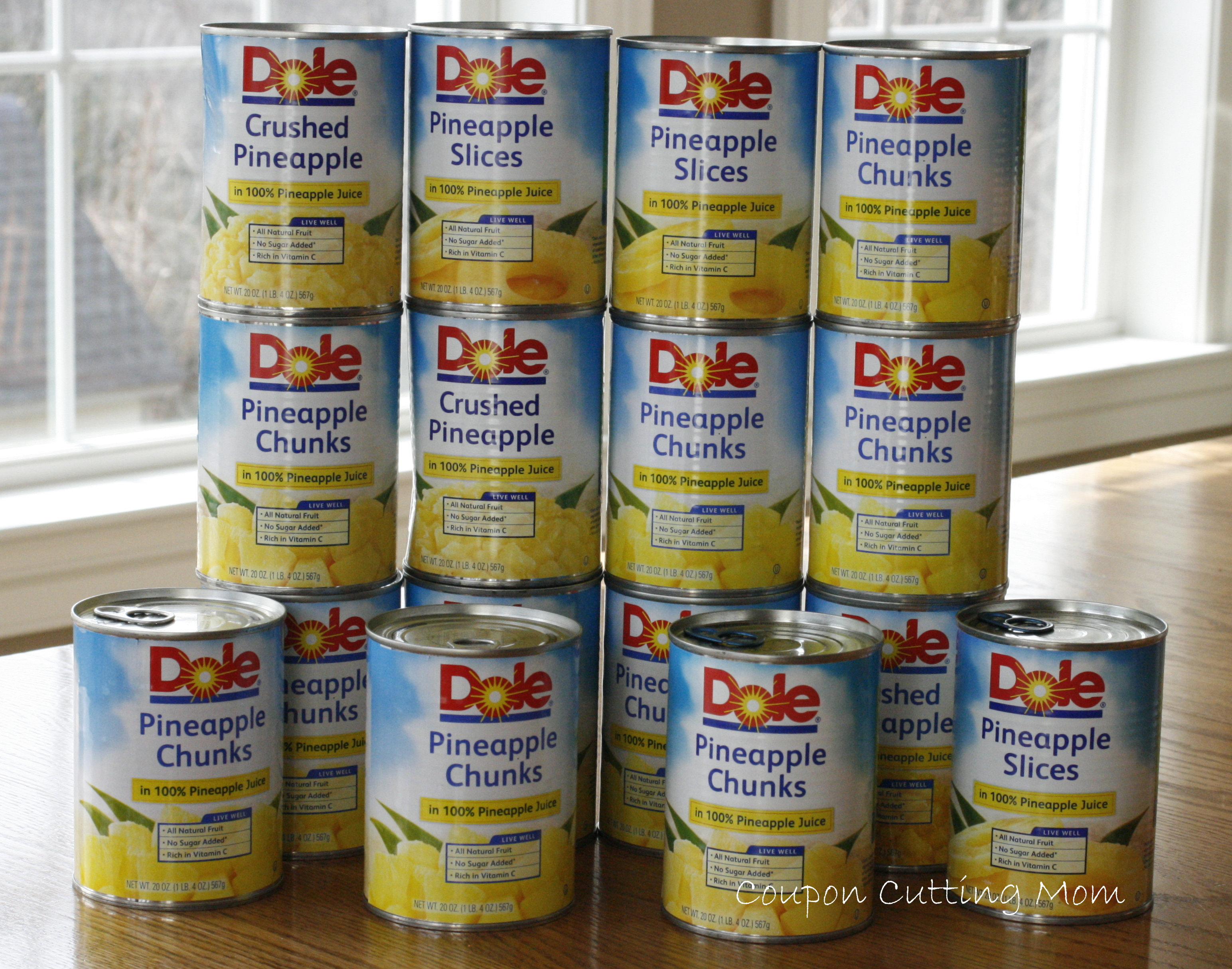 *HOT* Dole Canned Fruit Deal