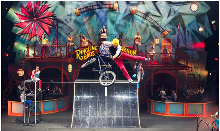 Ringling Bros. and Barnum & Bailey Circus Xtreme - $25 Admission Tickets (Hershey, PA)