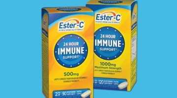 Immune Support for the Busy Lifestyle #24HourEsterC