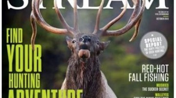 Field & Stream Magazine 85% Savings Off Cover Price