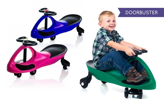 Lil' Rider Wiggle Ride-on Car 64% Off Regular Price