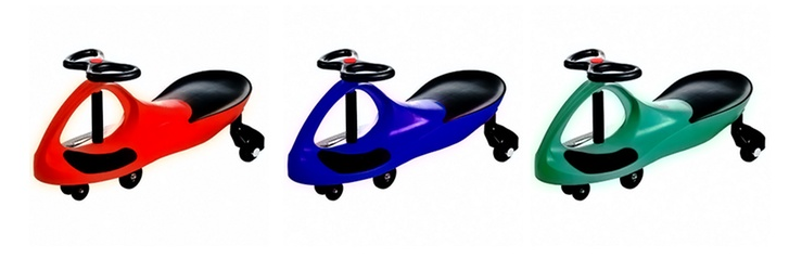 Lil' Rider Wiggle Ride-on Car Only $28.99 (Reg. Price $69.99)
