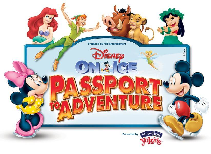 disney on ice presents passport to adventure hershey  pa
