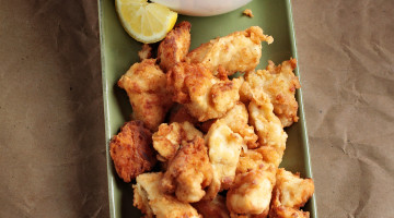 Homemade Zaycon Chicken Nuggets with Honey Mustard Sauce Recipe