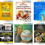 Free ebooks: Slow Cooker Recipes, Extreme Excuses + More Books