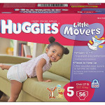 Target: Stock Up Price on Huggies and Pampers Diapers