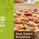 Olive Garden: Unlimited Lunch Combo ONLY $5