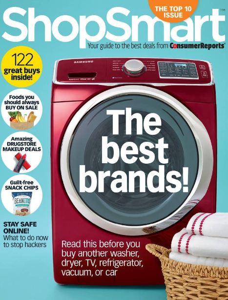 ShopSmart Magazine Subscription - 70% off the Regular Price