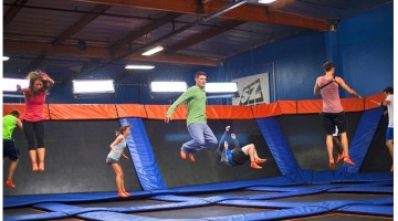 Sky Zone Jump Passes 45% off Regular Price