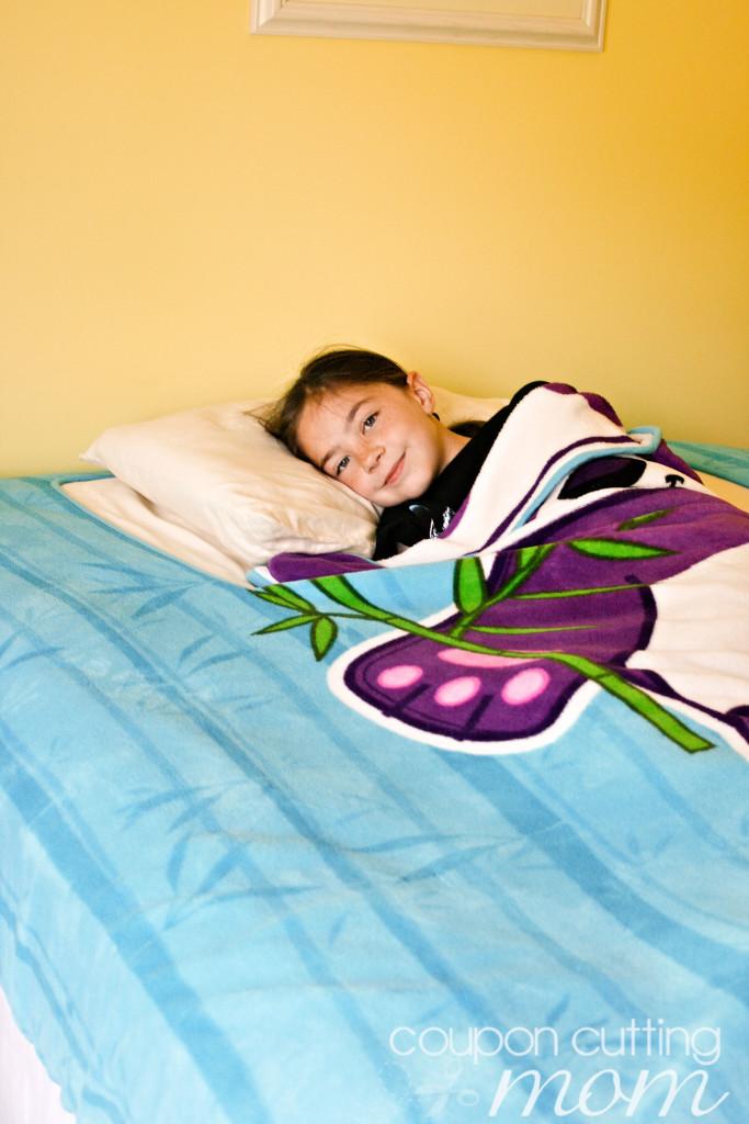 Zippy Sack Full Size Bed