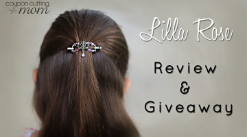 Beautiful Hair Accessories From Lilla Rose and a Giveaway