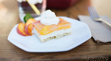 Fresh Peach Delight Recipe