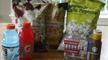 CVS Moneymaking Shopping Trip on Colgate, Iced Coffee, Popcorn and More