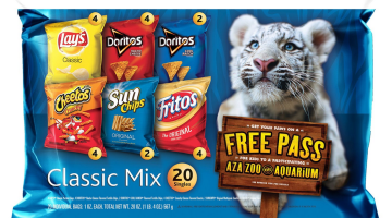 *HOT* Frito-Lay Chips Classic Mix Multipack (20 ct.) Only $0.38 + FREE Shipping