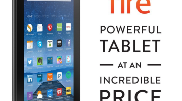*HOT* Kindle Fire Tablet ONLY $39.99