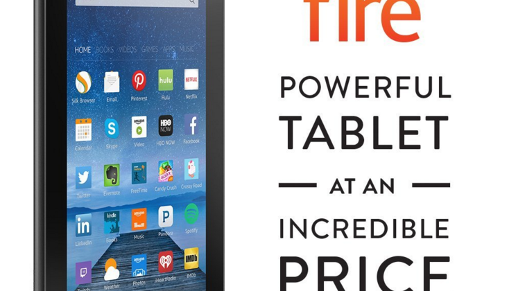 *HOT* Kindle Fire Tablet ONLY $34.99 + FREE Shipping