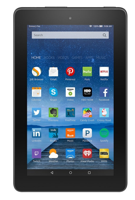 *HOT* Kindle Fire Tablet ONLY $29.26 + FREE Shipping