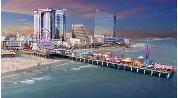 80 Amusement-Park-Ride Tickets at Steel Pier ONLY $30.00 (Reg. Price $67.73)
