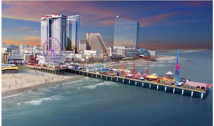 80 Amusement-Park-Ride Tickets at Steel Pier ONLY $36.00 (Reg. Price $67.58)