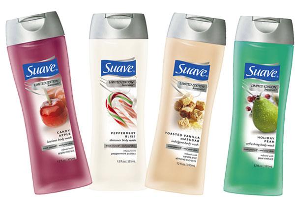 Rite Aid: FREE Suave Body Wash
