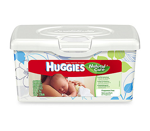Printable Huggies Coupon Makes for FREE Baby Wipes