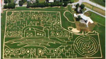 Oregon Dairy Corn Maze Admission Tickets 40% off Regular Price
