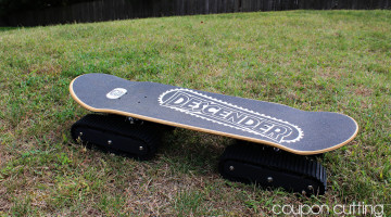 Get Outdoors and Have Fun With Rockboard + a Giveaway for a Descender