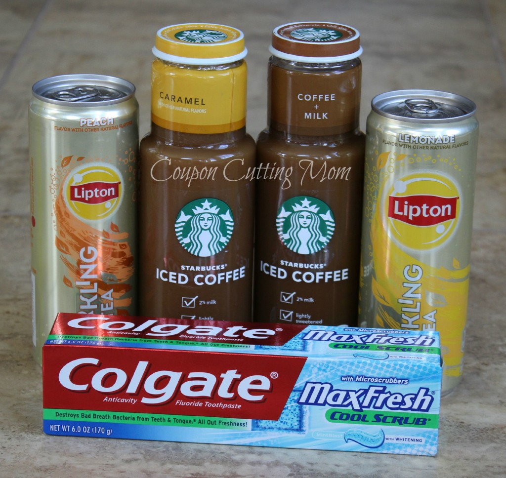 CVS Shopping Trip: Moneymaker on Starbucks Iced Coffee and More