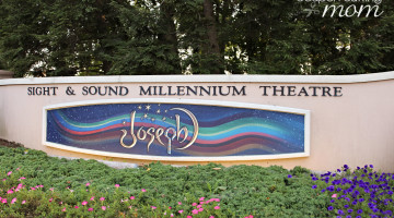 Experience Joseph at Sight & Sound Theatres in Lancaster, PA