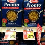 FREE Barilla Pronto Pasta With This Giant Sale