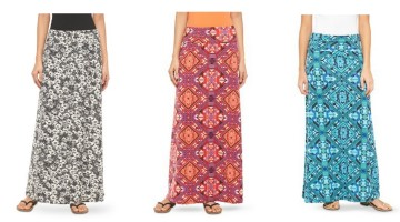 Mossimo Maxi Skirts ONLY $9.99 (Reg. $19.99)
