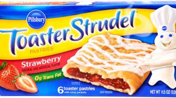 Weis: Pillsbury Toaster Strudel $0.50 Each