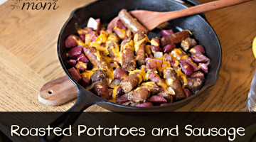 Roasted Potatoes and Sausage Recipe