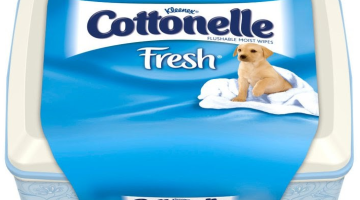Walmart: Moneymaking Deal on Cottonelle Flushable Wipes