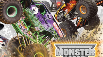Monster Jam is Coming to Wells Fargo Center Philadelphia, PA